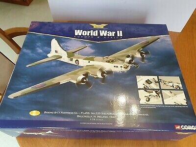 B17 FLYING FORTRESS USAAF THE BLOODY 100TH BG 418TH BS 43 Air Force 1 AF1-0110C