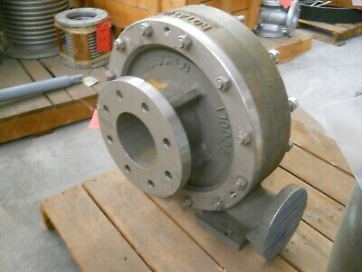NEW Discflo Pump Impeller Casing / Housing Stainless Steel SS 17005
