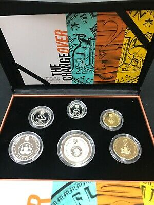 2016 six coin PROOF SET  Royal Australia Mint