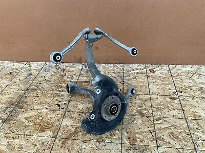 Right Front Spindle Knuckle Suspension Assembly 13-17 Audi A4 A5 Allroad S4 S5