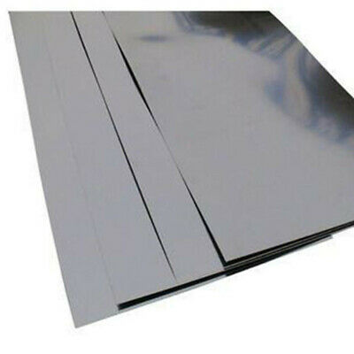 100 x 100mm 99.99% Pure Molybdenum Mo Metal Sheet Plate Foil 0.02mm - 5mm Thick
