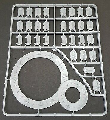 Warlord Games Bolt Action Templates