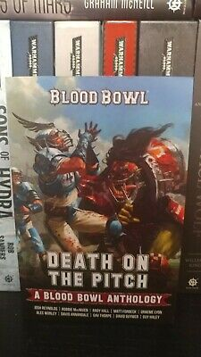(Warhammer) Blood Bowl: Death on the Pitch Paperback Brand New