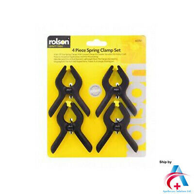 EXPO 71000 6 Pièce Micro Spring Clamp Set//ROLSON 60341