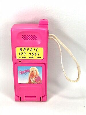 Just Play Barbie Cell Phone