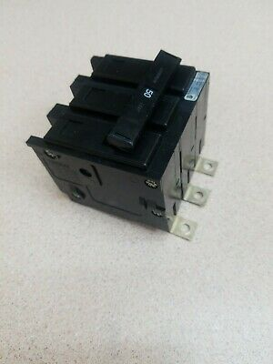 NEW TAKE OUT CUTLER HAMMER  QBHW1050  CIRCUIT BREAKER 50A 1 POLE  120//240VAC