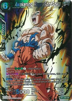 Foil Dragon Ball Z Evolution DBZ Panini NM 1x Puar Cheerful U82
