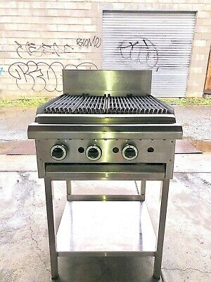 Luus 600Mm Char Grill Lpg Gas 2016 Model Char Grill Commercial Cooking Equipment