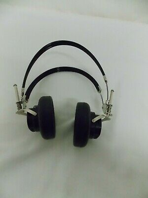 Telephonics TDH-39p Headset 296d000-9 Audiometry without cord
