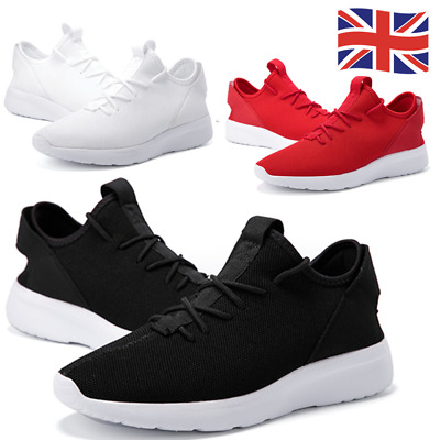 2020 Mens Mesh Running Trainers Light Athletic Walking Gym Casual Shoes Size
