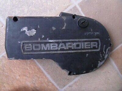 Can am Bombardier motorcycle  stator side engine cover