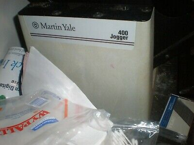 VINTAGE Martin Yale 400 Paper Jogger USED BUT IN GREAT SHAPE