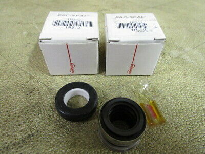 FlowServe PAC-SEAL 1R312 Shaft Seals (Lot of 2)