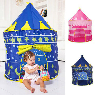 Childrens Kids Baby Play Tent Fairy Girls Boys Playhouse Indoor Outdoor Gifts