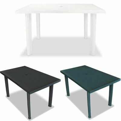 Garden Table Outdoor Dining Table Patio Picnic Table Camping Table Lightweight