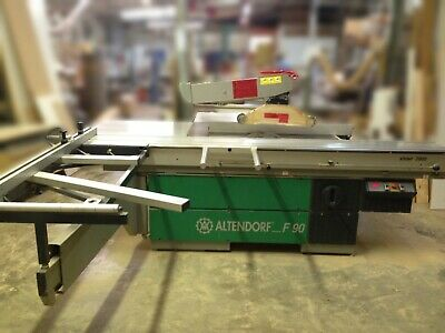 Altendorf F-90 2800 Sliding Table Saw