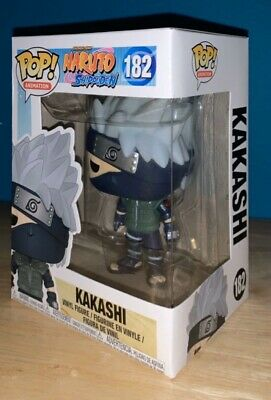 "Kakashi Funko Pop! from ""Naruto"""