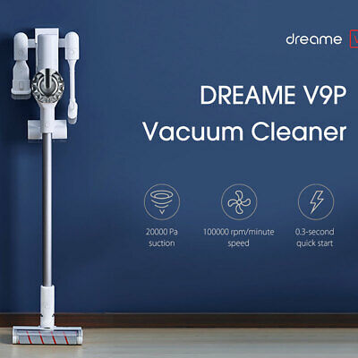 DREAME V9P 20000Pa Home Portable Wireless Handheld Auto Brushless Vacuum Cleaner