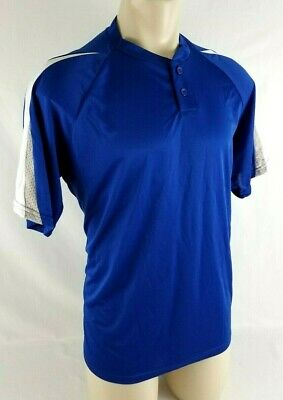 Augusta Sportswear Men's Moisture Wicking Short Sleeve Jersey T-Shirt