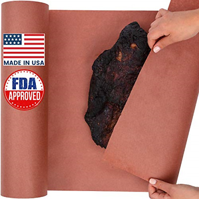 Pink Butcher Paper for Smoking Meat - Peach Butcher Paper Roll 18 by 200 Feet -