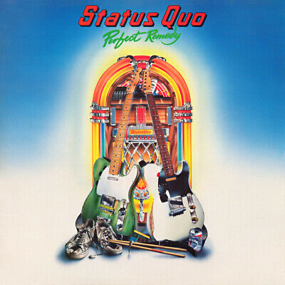 STATUS QUO PERFECT REMEDY DELUXE 3-CD EDITION (Released March 6th 2020)