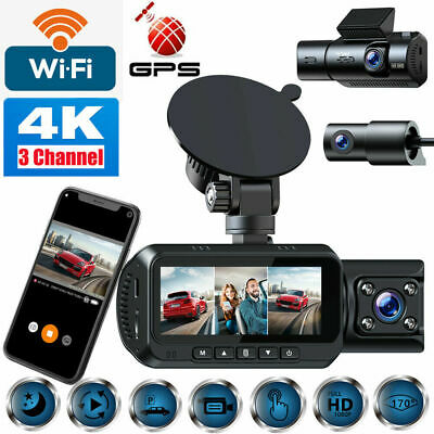 4K Action Cam Campark Ultra HD Waterproof Sports Camera WiFi Camcorder as Go Pro