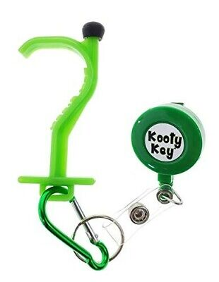 Kooty Key Germ Utility Tool- Avoid Touching Bacteria Ridden Surfaces- Carabiner