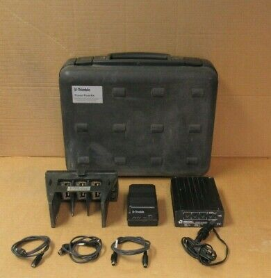 Trimble Spectra Precision Power Pack Kit With Super Charger 571906145 571204273