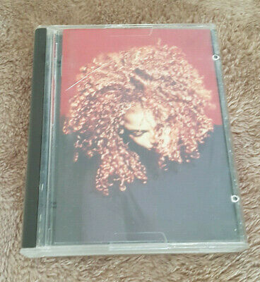 Mini Disc - Janet Jackson - The Velvet Rope - Minidisc Md Sony No Cd Dvd