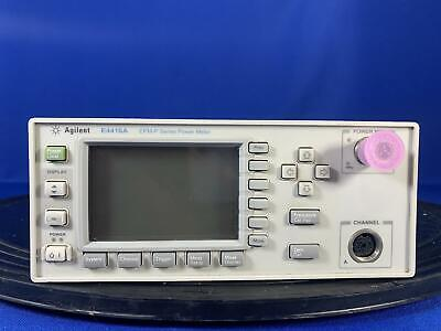 E4416A Agilent RF Power Meter