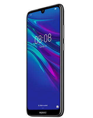 """Brand  New Huawei Y6 2019 6.1"""" Smartphone 32 GB Midnight Black 4G LTE with 13MP"""