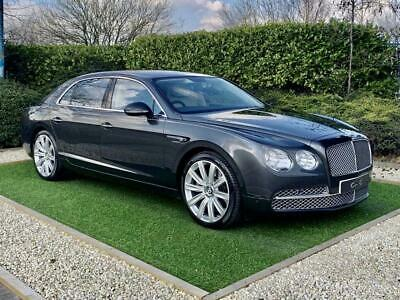 2014 14 Bentley Flying Spur 6.0 W12 4D 616 Bhp