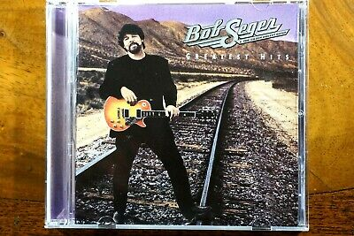 Bob Seger & The Silver Bullet Band - Greatest Hits  - CD, VG