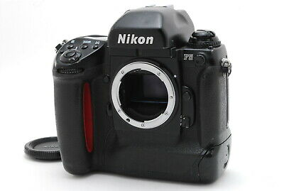 【Exc +5 】Nikon F5 35mm Body Only Film Camera Black From Japan #416