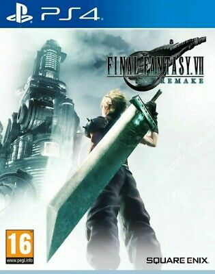 Final Fantasy 7 Remake Stock Arrival 07/04/2020 (Shipped Same Day)