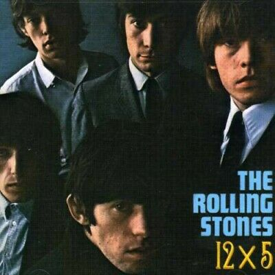Rolling Stones - 12x5 (CD Used Very Good) Remastered
