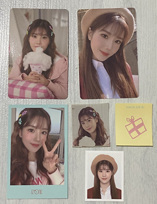 Iz*One Izone Secret Diary Calendar Package + Photobook [Member Set]