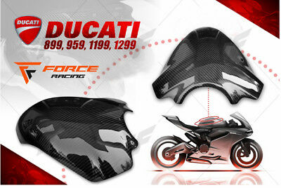 DUCATI 899 1199 959  Cover Carbon  Fuel Tank  Pad Protection Accessories   Oil