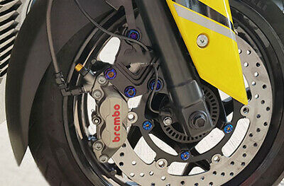 Yamaha Xmax 300 Brake  Brembo 4 P Color