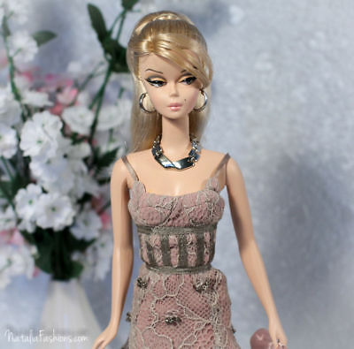 Last One New Dress Only For Barbie Silkstone Agnes Fashion Royalty Doll