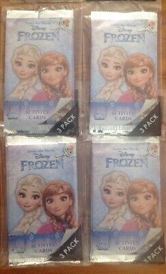 Frozen Collector Cards