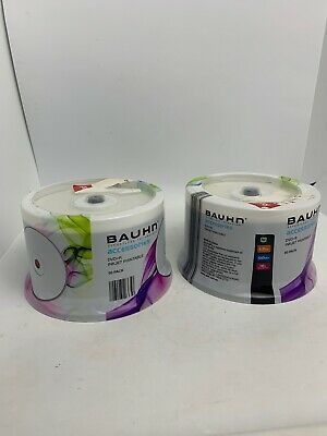 cd blank dvd+r Bauhn 50 pack on spindle brand new