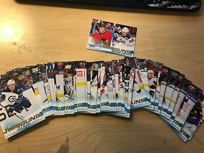 2019-20 Upper Deck Young Guns You Pick! Series 2 RC #204-500 Create a Bundle!