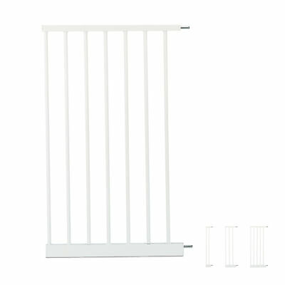 Pressure Fit Baby Safety Gate Extension, Security Barrier for Stairs and Doors