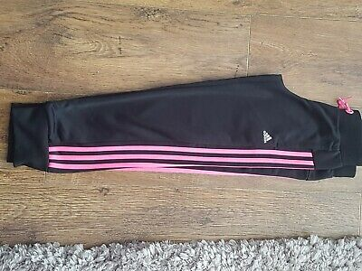 Adidas Jogging Tracksuit Bottoms 7-8