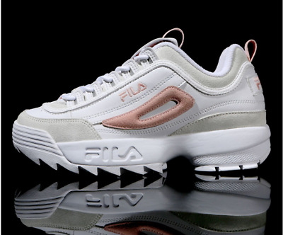 FILA DISRUPTOR 2 Point Shoes Authentic Fashion Sneakers