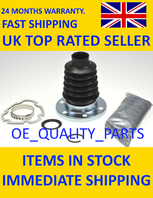 STRETCH VW EOS DRIVESHAFT BOOTKIT BOOT KIT GAITER
