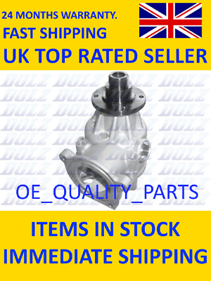 Water Pump fits BMW M3 E46 3.2 00 to 07 Coolant FirstLine 11517831907 Quality