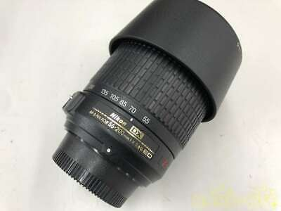 Nikon Telephoto Zoom Lens For 3624642 Af-S Nikkor 55-20Mm F4-5.6G Ed