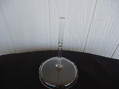 vintage retro pyrex 6 cup glass kettle percolator stand pump